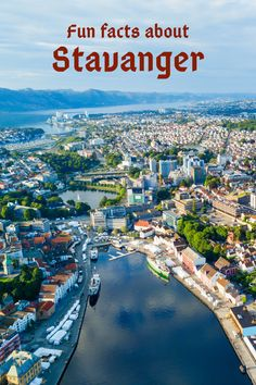 Trondheim, Stavanger, History Of Norway, West Coast Cities, Sovereign Wealth Fund, Romanesque Architecture, Cathedral City, John Fitzgerald, Norway Travel