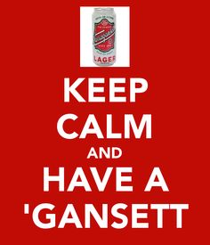 Keep Calm & Have a 'Gansett