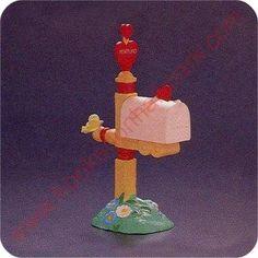 1994 Mailbox - Merry Miniature