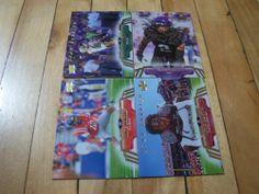 Victor Hampton Donte Moncrief Jason Verrett Tevin Reese 2014 Upper Deck Card Lot   eBay