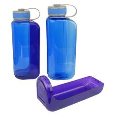 I spied this all-in-one water bottle and detachable bowl from OllyDog, I ordered one immediately! We sprung for one in Lime, but the OllyBottle is also available in Blueberry and Orange.