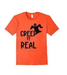 Creep It Real Costume Shirt Happy Halloween Shirt: Clothing https://www.amazon.com/dp/B0756QKTL8/ref=cm_sw_r_other_apa_cugQzb64GJ3GD?utm_campaign=crowdfire&utm_content=crowdfire&utm_medium=social&utm_source=pinterest