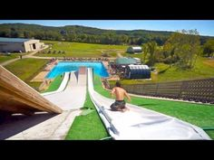 Epic Slip 'N Slide Pool Party! (Round 2 out now, see description! Giant Slip And Slide, Slip N Slide, Dream Weekend, Dream Water, Water Slides, The Life, Just In Case, Places To See, Ohio