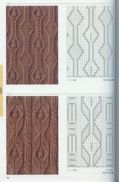 beautiful patterns knitting ... make handmade