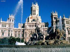 España,fuente de la cibeles
