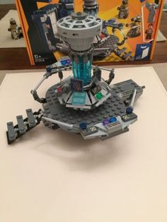 #Doctor who #lego: tardis #console room from ideas set 21304,  View more on the LINK: 	http://www.zeppy.io/product/gb/2/252201975661/