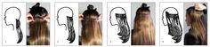 CLIPIN WEFT: Μια εκπληκτική νέα τρέσσα μαλλιών από τον οίκο Balmain Paris