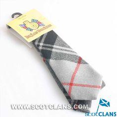 Moffat Clan Tartan Tie:
