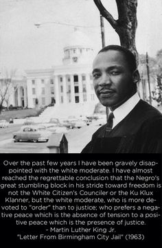 On this 50th anniversary of the March on Washington: 17 Martin Luther King Jr. Quotes You Never Hear