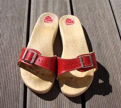 My sweet Garden Sandals Clogs, Wooden Sandals, Good Old, Birkenstock, Nostalgia, Pure Products, Heels, How To Wear, Men