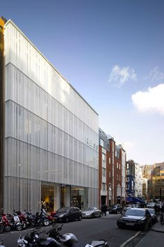 Squire & Partners, Will Pryce · Reiss Headquarters
