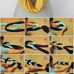 Here's what you'll need (this list contains affiliate links): cotton fabric hot glue gun scissors stretchy headbands More info and instructions about this great tutorial you can find in the source url - above the photo. diyfuntips.com is a collection of the best and most creative do it yourself projects, tips and tutorials. We dont […]