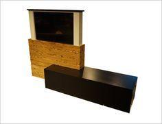 Motorisierte Möbel Sind Die Spezialität Von Adora. Sie Lassen Sogar Ihren  Fernseher Elegant Verstecken! #interiordesign#swissmade Www.wohn Punkt.ch