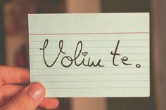 ... means in Serbian: I love you. = Волим те. (in Cyrillic script) - Serbia