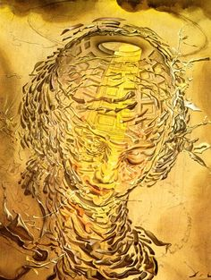 Dali, Salvador - Raphaelesque Head Exploding - Surrealism - Abstract - Oil on canvas Salvador Dali Gemälde, Salvador Dali Paintings, Optical Illusion Paintings, Optical Illusions, Gallery Of Modern Art, Art Gallery, Galerie D'art Moderne, Images D'art, Art Plastique