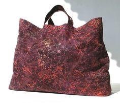 Grocery marketing shopping bag par Colchique sur Etsy
