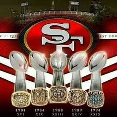 A great illustration of the 49ers history of success! #rebuildingmylife