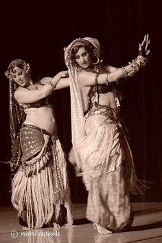 Rachel Brice, Mardi Love tribal fusion bellydance