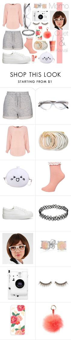 """""""#32. Momo"""" by nadelleloves ❤ liked on Polyvore featuring Topshop, Givenchy, Phase Eight, Odeme, Dorothy Perkins, Office, CO, Clair Beauty, Bling Jewelry and Lomography"""