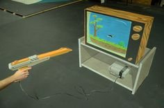 12 Incredible 3D Chalk Illustrations That'll Kick You Right In The Nostalgia - Duck Hunting by Chris Carlson