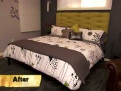 Check out our Master Bedroom remodel as seen on DIY Network's Money Hunters!