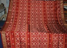 Orissa Handloom Pasapalli Ikat and Bomkai Saree, Indian Handloom sarees, Odisha Handloom Saris collection.