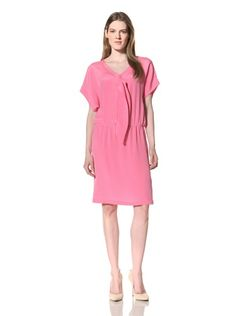 55% OFF Cynthia Rowley Women\'s Drapey Dress (Pink)