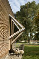::ARCHITECTURE:: Petting Farm in Almere, Netherlands designed by 70F studio