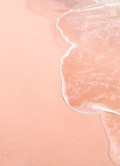 Pink beach ★ iPhone wallpaper