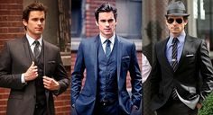 How to dress like Neal Caffrey from White Collar | FashionCadet