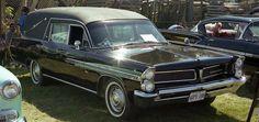 1963 Pontiac Bonneville Hearse