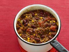Savannah Tailgater Chili Recipe : Food Network - FoodNetwork.com