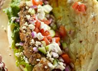 Community Recipes | Chicken Gyros | Herbal Magic Chicken Gyro Recipe, Chicken Gyros, Chicken Recipes, Healthy Food Choices, Healthy Recipes For Weight Loss, Tasty, Yummy Food, Delicious Recipes, Herbal Magic