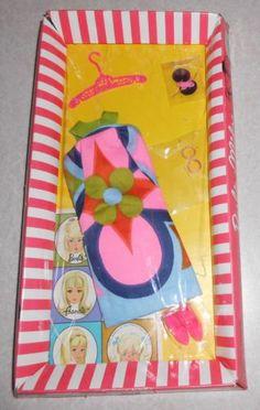 "Mod Barbie Fashion ""Sunflower"" NRFB"