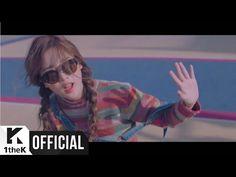 https://www.youtube.com/watch?v=YGWCd6-kKD4 [MV] Kisum(키썸) _ LOVE TALK (Feat. Hwa Sa(화사) of MAMAMOO(마마무)) - 색감이 예쁜 뮤비