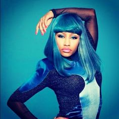 Nikki Minaj = one of my favs. :)