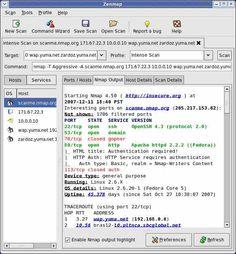 zenmap- best hacking tool 2016
