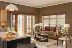 4 reasons to replace old window treatments now - Summer is the best time for replacing old window treatments #shades #windowtreatments #dfw