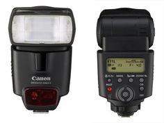 HOW TO USE THE CANON 430EX II OR THE CANON 430EX  Aug 2013 Update