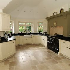 Tiles / cupboards and work top colours
