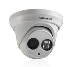Hikvision Exir DS-2CD2332-I 3 MP Turret Weatherproof Dome HD IP Camera 4mm (609456158589) Optical Sensor Type: N/A; Focal Length: 4 mm