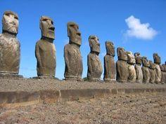 Isola di Pasqua (in lingua nativa Rapa Nui,)