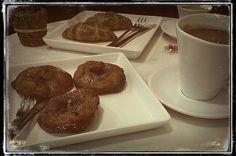 Merienda fallera French Toast, Muffin, Breakfast, Food, Afternoon Snacks, Meal, Eten, Meals, Muffins