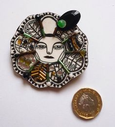Fashion Jewellery  Odd Pin