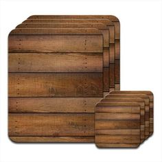 Cabin Wall Wood Lookalike Set of 4 Premium Glossy Wooden Placemat & Coasters by Snuggle, http://www.amazon.co.uk/dp/B00A6HP1Q0/ref=cm_sw_r_pi_dp_cO5Dsb1RXJQJ2