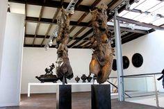 Située dans la Roma, à Mexico, la galerie Terreno Baldío expose depuis peu de nombreuses sculptures. L'occasion de découvrir le monde de l'art contemporain.