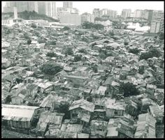 Rio de Janeiro Antigo: Leblon, a favela da Praia do Pinto - fotos do Rio ...
