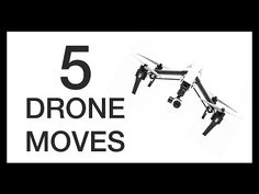5 Drone Moves Every Flier Should Know. Flying a drone is one of the coolest filmmaking things we can do . Pilot, Drone With Hd Camera, Phantom Drone, Remote Control Drone, New Drone, Drone Diy, Flying Drones, Drone For Sale, Drone Technology