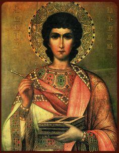 Св.Целитель Пантелеймон