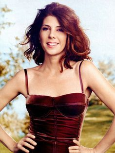 Marisa Tomei has a little more to say about being hot - Hollywood Gossip…